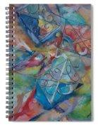 Flying Cs Spiral Notebook