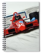 Flying Dutchman - 1990 Spiral Notebook