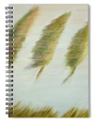 Flying Trees Spiral Notebook