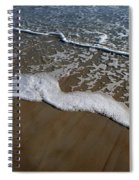 Foamy Water Spiral Notebook