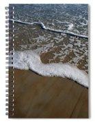 Foamy Water Spiral Notebook