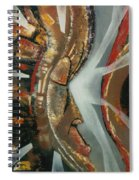 Focus And Determination Spiral Notebook