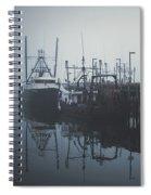 Fog Before Sunrise #2 Spiral Notebook