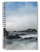 Fog Lift Spiral Notebook