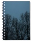 Foggy Day Spiral Notebook