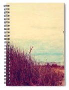 Foghorn At Big Sable Point Spiral Notebook