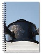 Foghorn. Spiral Notebook