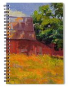 Foglesong Barn Spiral Notebook
