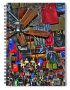 Foley's Pub In Manhattan Spiral Notebook