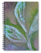 Foliage 1 Spiral Notebook