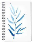 Foliage Exploration 01 Spiral Notebook