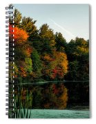 Foliage Reflections Spiral Notebook