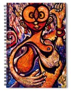 Follow My Dreams Spiral Notebook