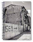Follow The Arrow 2 Spiral Notebook