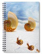 Follow Your Dreams Spiral Notebook