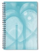 Follow Your Heart Spiral Notebook