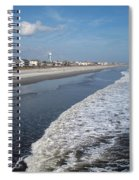 Folly Beach Charleston Sc Spiral Notebook