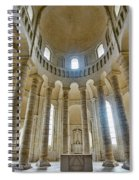 Fontevraud Abbey Chapel, Loire, France Spiral Notebook