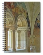 Fontevraud Abbey Refectory, Loire, France Spiral Notebook