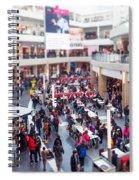 Food Court Spiral Notebook