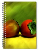 Food For The Gods Spiral Notebook