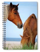 Food Time Spiral Notebook