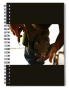 Footcare Spiral Notebook