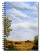 Foothills Afternoon Spiral Notebook
