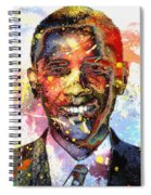 For A Colored World Spiral Notebook