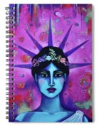 For All II Spiral Notebook