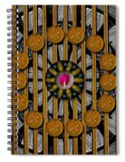 For Good Luck Spiral Notebook