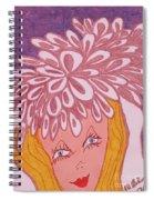 For My June Wedding Spiral Notebook