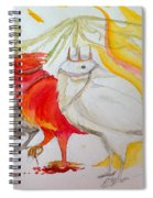 For Ravens Of The Apocalypse Spiral Notebook