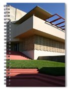 For The Love Of Architecture 01 Spiral Notebook