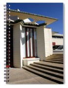For The Love Of Architecture 02 Spiral Notebook