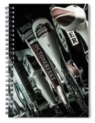 For The Love Of Beer Spiral Notebook