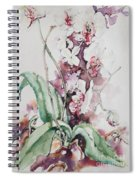 For The Love Of Orchids Spiral Notebook