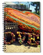 For The Love Of Succulents Spiral Notebook
