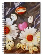 For The Love Of Summer And Life Spiral Notebook