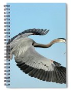 For The Nest Spiral Notebook