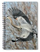 For The Nest Too Spiral Notebook