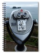 For Your Eyes Only Spiral Notebook