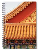 Rooftop Splendor Spiral Notebook
