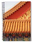 Rooftop Splendor Spiral Notebook