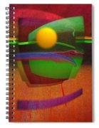 Forbidden Planet Spiral Notebook
