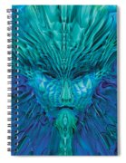 Force Spiral Notebook