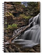Forces Of Nature Spiral Notebook