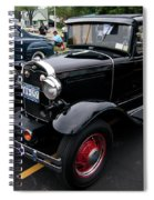 Ford 2102 Spiral Notebook