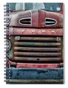 Ford 4623 Spiral Notebook