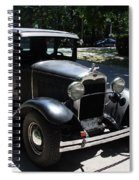 Ford A 1931 Spiral Notebook